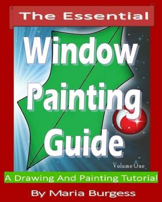 the essential window painting guide book cover
